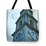 Do Not Be Late For Church Tote Bag