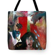 Do Not Cry  Tote Bag