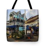 Do Not Seat Yourself - Martha's Vineyard Tote Bag