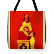 Do This In Memory Of Me Tote Bag