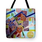Do You Know The Way To San Jose Tote Bag