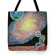 Do You Remember Who You Were Before Comming Here Tote Bag