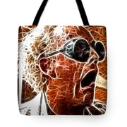 Doc Brown Mistical Tote Bag