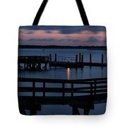 Dock Beacon Tote Bag