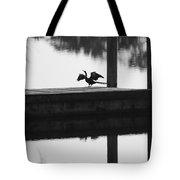 Dock Bird Pre Flight Tote Bag