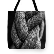 Dock Line Tote Bag
