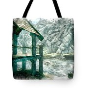 Dock Tote Bag