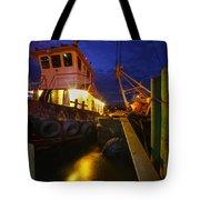 Dock Side Tote Bag