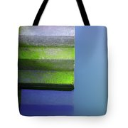 Dock Stairs Tote Bag by Carlos Caetano