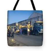Dock Workers Tote Bag