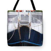 Docked For The Night Tote Bag