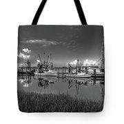 Docked II Tote Bag
