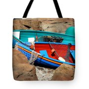 Docked Tote Bag