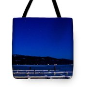 Docks Tote Bag