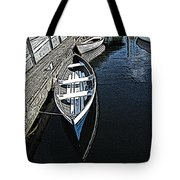 Dockside Quietude Tote Bag