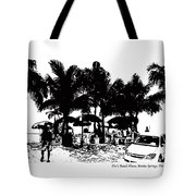 Doc's Beach House Tote Bag