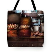 Doctor - Doctor In A Box Tote Bag by Mike Savad