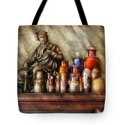Doctor - Doctor Recommended  Tote Bag by Mike Savad