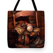 Doctor - Inside A Doctors Bag Tote Bag