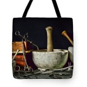 Doctor All Those Medical Instruments Tote Bag