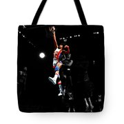 Doctor J Over The Top Tote Bag