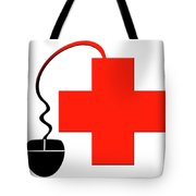 Doctor Online Tote Bag