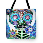 Dod Art 123blu Tote Bag