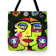 Dod Art 123hh Tote Bag