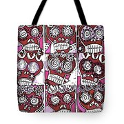 Dod Art 123i Tote Bag