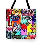 Dod Art 123ito Tote Bag
