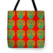 Dod Art 123rd Tote Bag