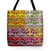 Dod Art 123yelm Tote Bag