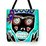 Dod Art 123yre Tote Bag