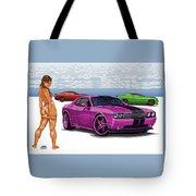 Dodge 1 Tote Bag