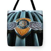 Dodge Brothers Emblem Jerome Az Tote Bag