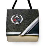 Dodge Challenger Se Classic Car Tote Bag