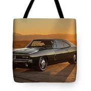 Dodge Charger - 01 Tote Bag