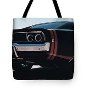 Dodge Charger - 04 Tote Bag