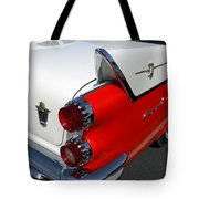 Dodge Coronet Tail Fin Tote Bag