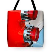 Dodge Coronet Taillight Tote Bag