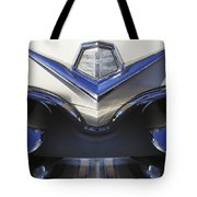 Dodge Custom Royal V8 Hood Ornament Tote Bag