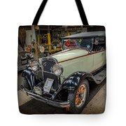 Dodge Da Tourer Tote Bag