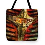 Dodge Grill Tote Bag