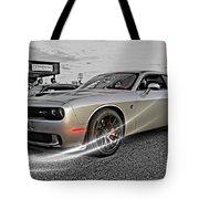Dodge Hellcat Tote Bag