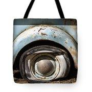 Dodge Pickup - Flat Tire Tote Bag
