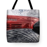 Dodge Truck Tote Bag