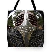 Dodge Truck Nose Tote Bag
