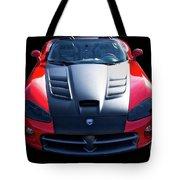 Dodge Viper Roadster Tote Bag