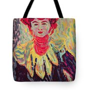 Dodo Or Isabella With A Ruffed Collar Tote Bag