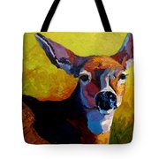 Doe Portrait V Tote Bag